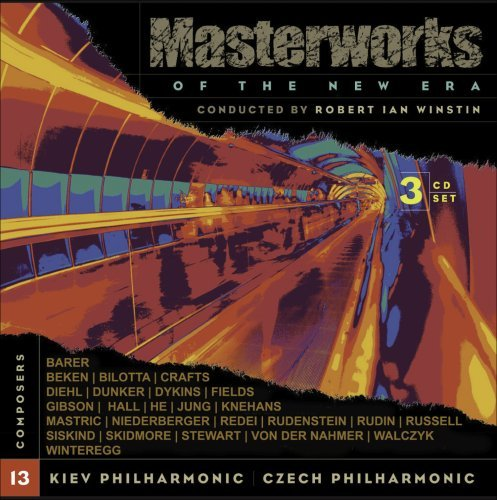 Masterworks Of The New Era Masterworks Of The New Era Vol Various Various