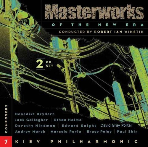 Knight Brydern Hindman Masterworks Of The New Era Vol Winstin