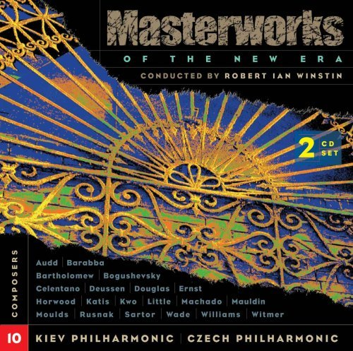 Williams Barabba Masterworks Of The New Era Vol Winstin Czech Phil