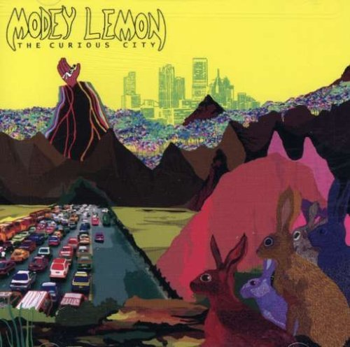 Modey Lemon Curious City