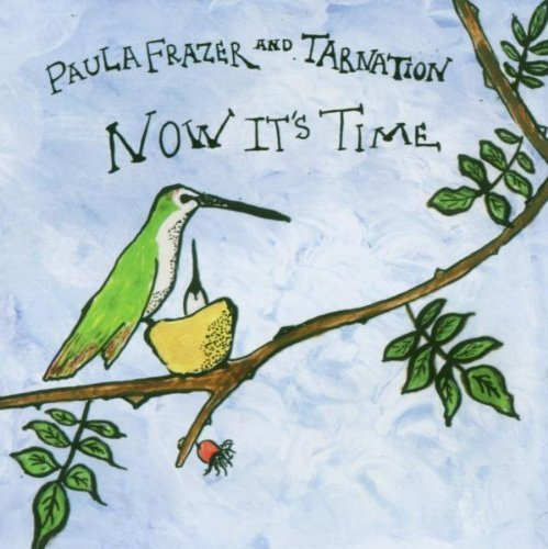 Paula & Tarnation Frazer Now It's Time