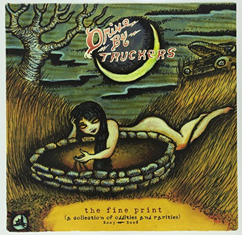 Drive By Truckers Fine Print (a Collection Of Od 2 Lp Set