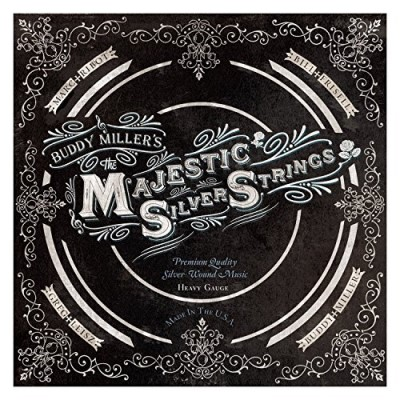 Buddy Miller Majestic Silver Strings Import Eu