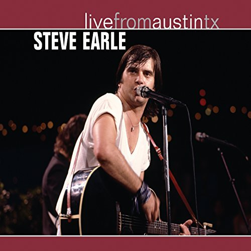 Earle Steve Live From Austin Texas Remastered Digipak