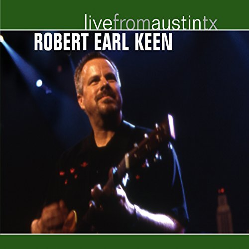 Keen Robert Earl Live From Austin Texas Remastered Digipak