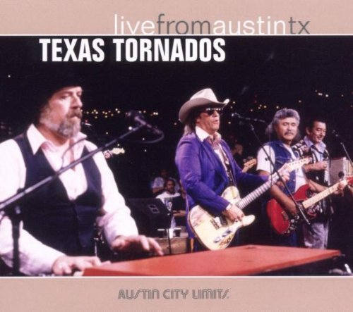 Texas Tornados Live From Austin Texas Remastered Digipak