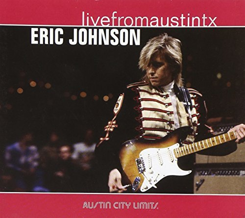 Johnson Eric Live From Austin Texas Remastered Digipak