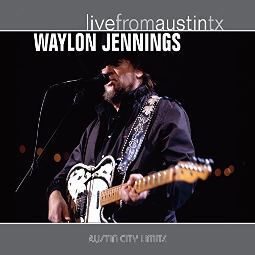Waylon Jennings Live From Austin Texas Digipak