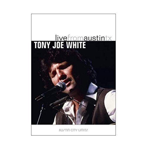 White Tony Joe Live From Austin Texas Digipak
