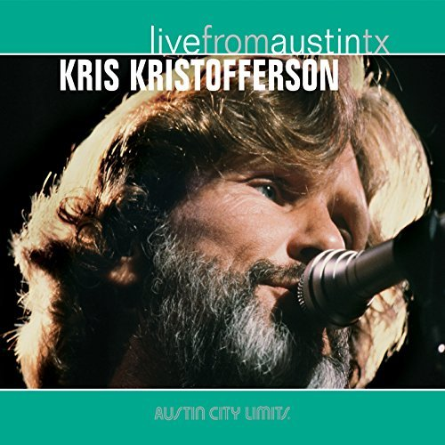 Kristofferson Kris Live From Austin Texas