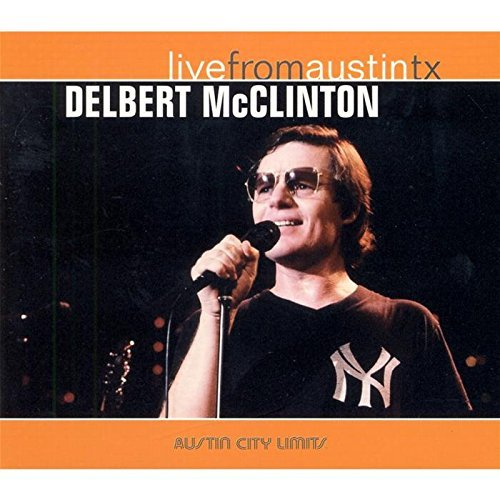 Mcclinton Delbert Live From Austin Texas