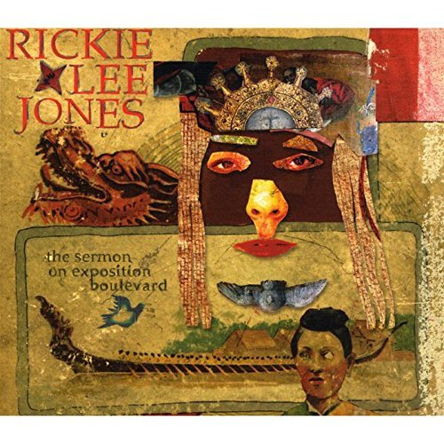 Rickie Lee Jones Sermon On Exposition Boulevard Digipak
