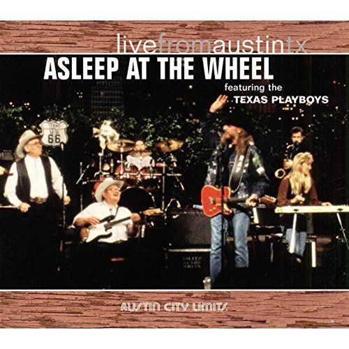 Asleep At The Wheel Live From Austin Texas Digipak