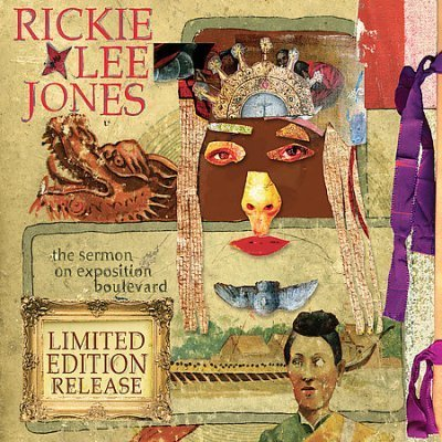 Rickie Lee Jones Sermon On Exposition Boulevard Deluxe Ed. Digipak