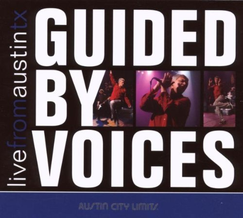 Guided By Voices Live From Austin Texas Digipak 2 CD