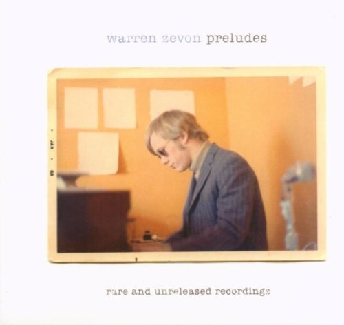 Zevon Warren Preludes Rare & Unreleased Re 2 CD Set