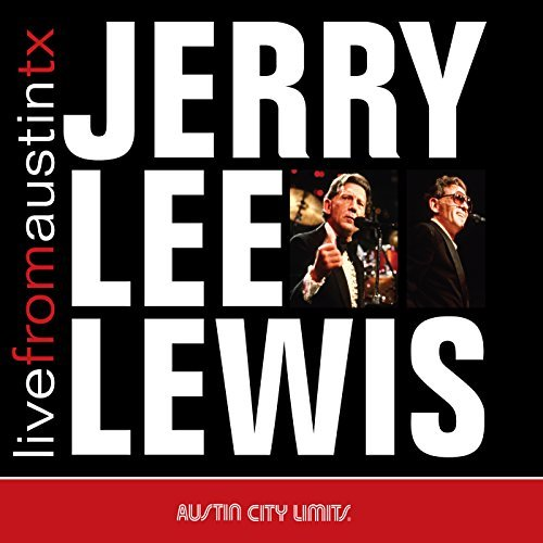 Lewis Jerry Lee Live From Austin Texas Digipak