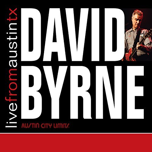 Byrne David Live From Austin Texas