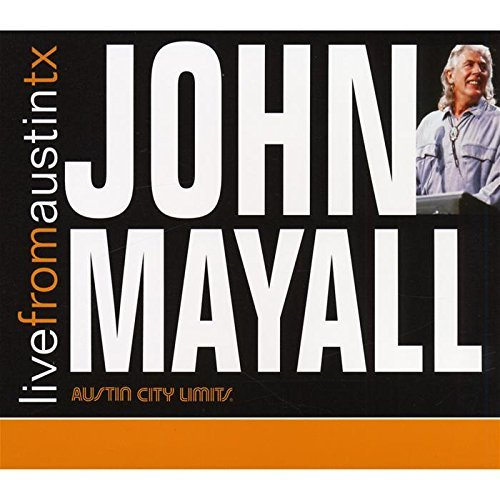 Mayall John Live From Austin Tx