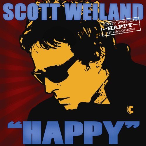 Scott Weiland Happy In Galoshes