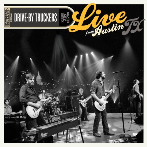 Drive By Truckers Live From Austin Tx 2 CD Set