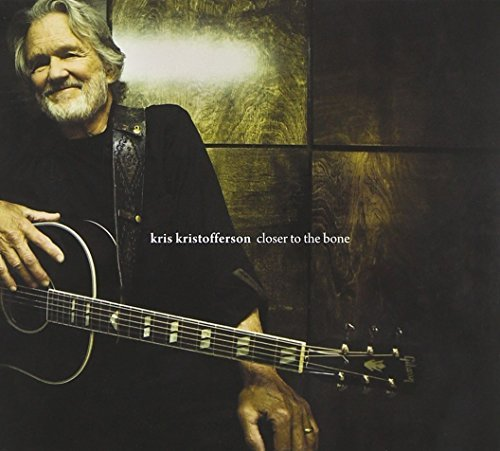 Kris Kristofferson Closer To The Bone 2 CD Set