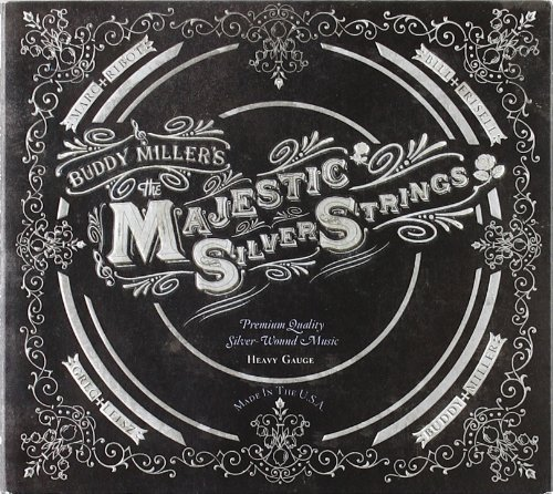 Buddy Miller Majestic Silver Strings 2 CD