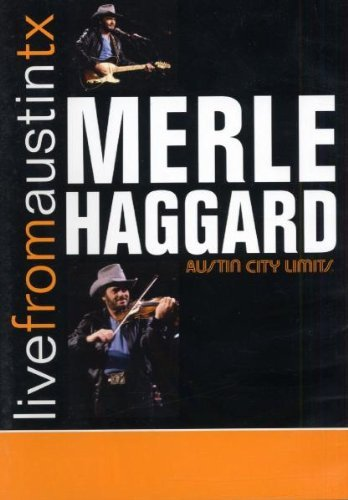 Merle Haggard Live From Austin Tx Import Can Incl. Bonus CD