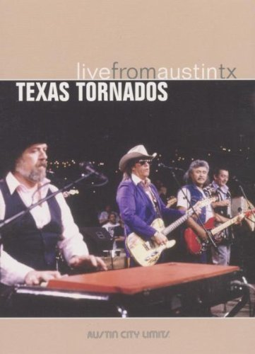 Texas Tornados Live From Austin Texas Amaray