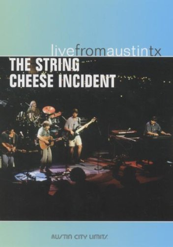 String Cheese Incident Live From Austin Texas