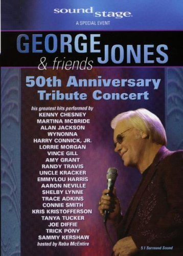 Tribute To George Jones 50 Ye Tribute To George Jones 50 Ye 2 DVD