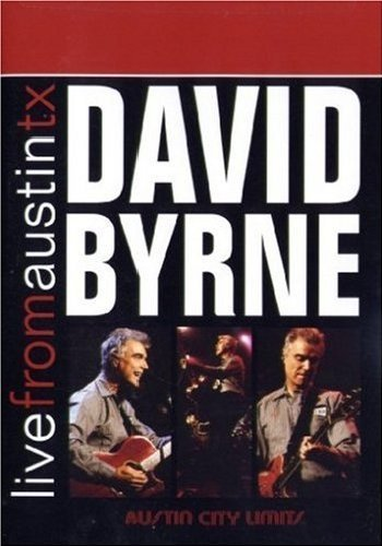 David Byrne Live From Austin Texas Amaray