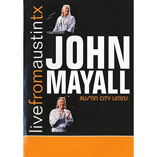 John Mayall Live From Austin Tx Amaray