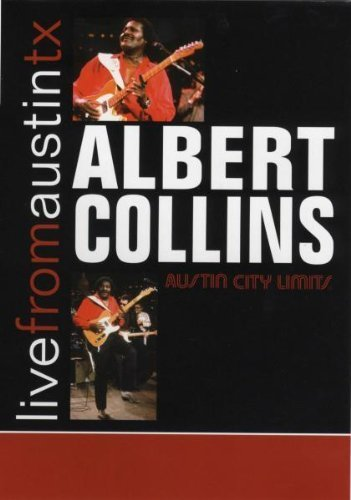 Albert Collins Live From Austin Texas