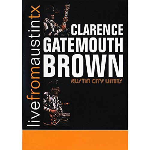 Gatemouth Brown Live From Austin Texas