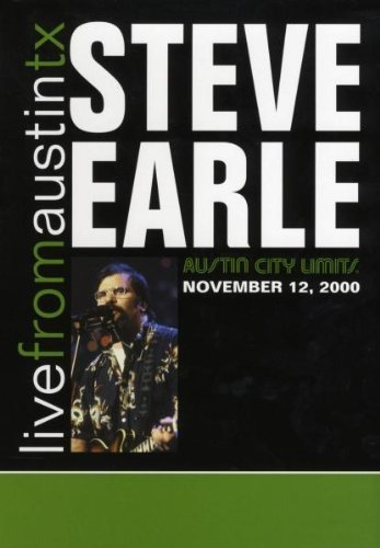Earle Steve Live From Austin Tx