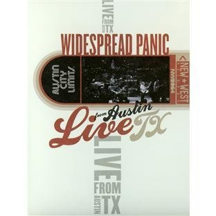 Widespread Panic Live From Austin Tx