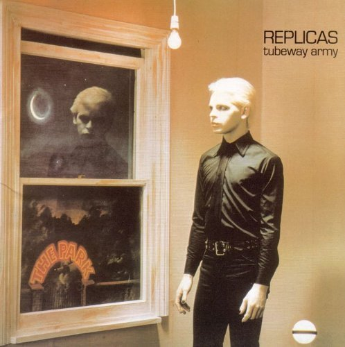 Numan Gary & Tubeway Army Replicas Remastered Incl. 16 Pg. Booklet