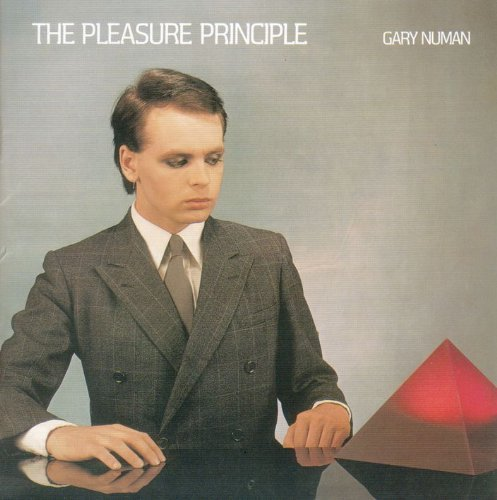 Tubeway Army Pleasure Principle Remastered Incl. 16 Pg. Booklet