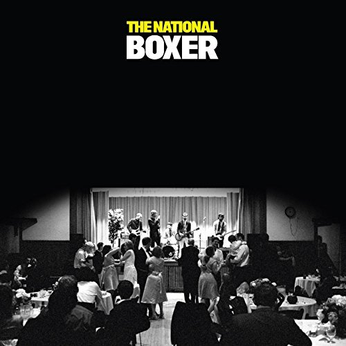 National Boxer Black Vinyl