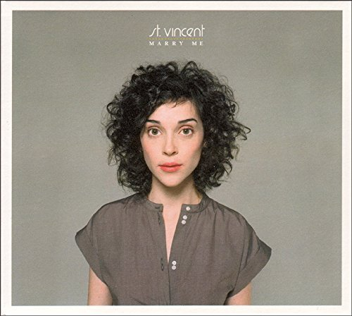 St. Vincent Marry Me Digipak