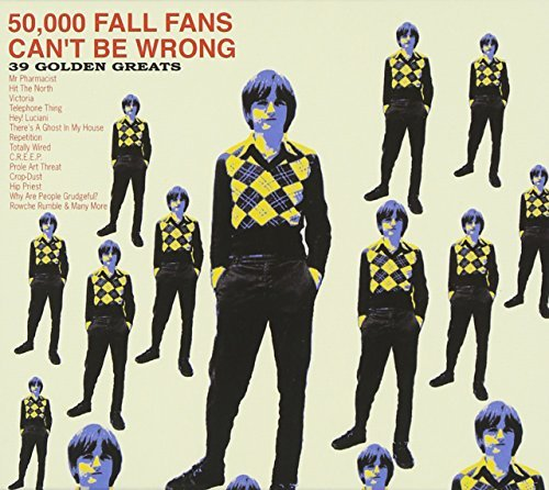Fall 50000 Fall Fans Cant Be Wrong 2 CD Set