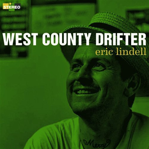 Eric Lindell West County Drifter 2 CD Set