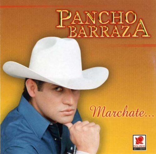 Pancho Barraza Marchate
