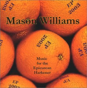 Mason Williams Mason Williams Ep 2003