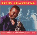 Armstrong Louis 1923 31 Great Original Perform