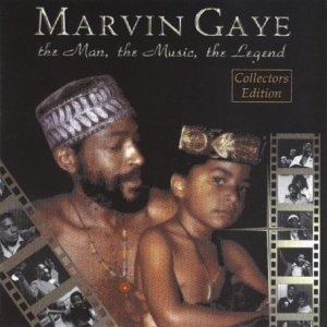 Marvin Gaye Man The Music The Legend
