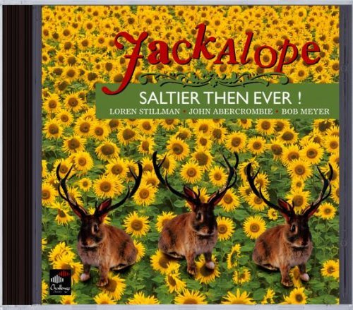 Jackalope Saltier Than Ever!