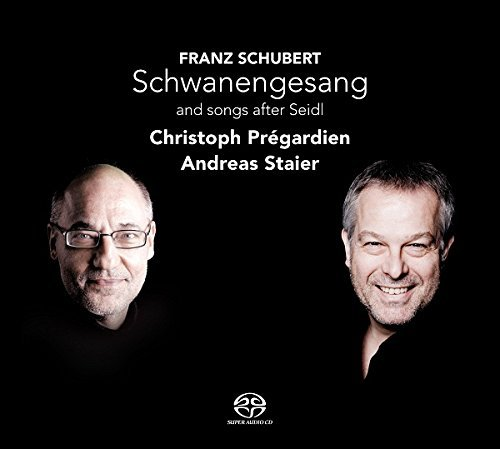 R. Schubert Schwanengesang & Songs After S Sacd Pregardien (ten) Staier