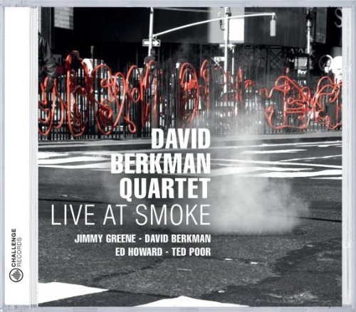 David Quartet Berkman Live At Smoke